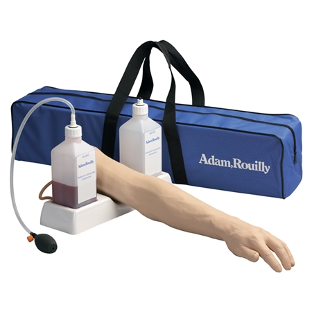 Injection, Venipuncture, Cannulation, and Infusion Training Arm - AR251