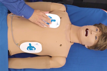 CAE ARES Emergency Care Manikin - Complete Package