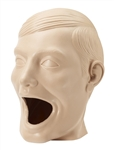 Simulation Manikin for Dental Chair - Skin Rubber Face Only