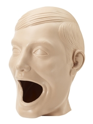 Replacement Skin Rubber Face for Dental Manikin - CDXPH-2