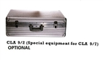 Aluminium Case - Special Equipment for CLA 9-7 - CLA9-2-Z