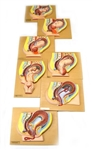 Fetal Development Model, 7 Stages - EAM368AS