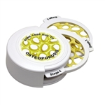 Osteoporosis Model - 4-Piece Hinged Disk Set - GP1650