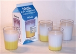 Milk Fat Comparison Display - HE-75077