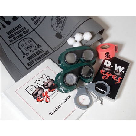 DW Eyes Game Kit (with goggles)