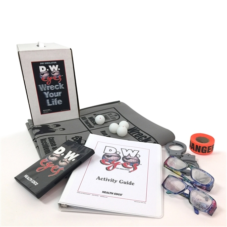 DW Eyes Game Kit (with glasses) - HE-79198