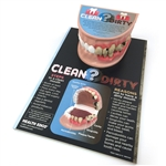 Clean Mouth/Dirty Mouth Display - HE-79650