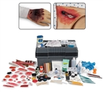 Nursing Wound Simulation | Nursing Wound Kit | Nursing Wound Simulation Kit  | Ultra Nursing Wound Simulation Kit  | Life/form Ultra Nursing Wound Simulation Kit | Nursing Care Moulage Kit | Life/form LF00720U Ultra Nursing Wound Simulation Kit on sale