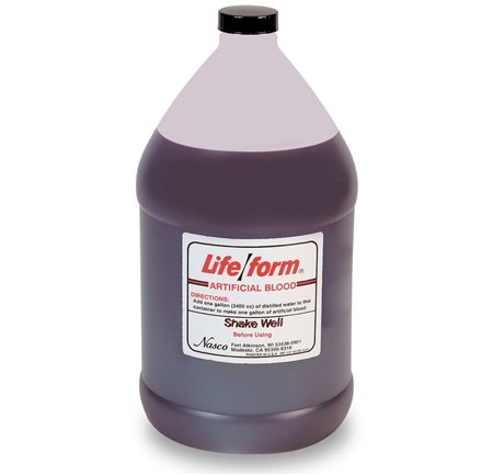 Life/form® Venous Blood - 1 Gallon - LF00846U