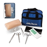 Life/form® Interactive Suture Trainer - White