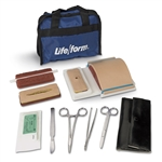 life/form advanced suture kit