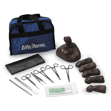 Teen Black Circumcision Trainer | Pediatric Black Circumcision Trainer
