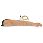 Nasco Life/form Venipuncture and Injection Traning Arm: Skin and Vein Replacement Kit - White (ARM NOT INCLUDED)