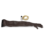 Skin and Vein Replacement for IV and Injection Training Arm - Dark - LF00987U