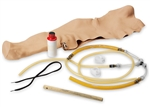 Replacement Skin and Vein Set for Heart Catheterization Simulator  | Replacement Skin and Vein Set for Life/form Heart Catheterization Simulator  | Replacement Skin and Vein Set for Life/form Heart Catheterization Simulator LF01012U