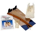 Life/form Spinal Injection Simulator REPLACEMENT KIT