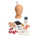 Life/form Diagnostic & Procedural Ear Trainer w/ Pneumatic Otoscopy