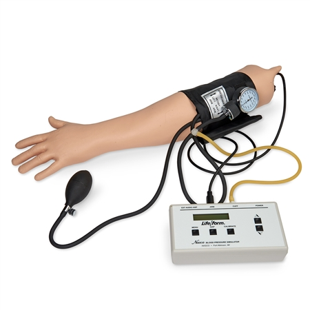Life/form® Blood Pressure Simulator - LF01095U