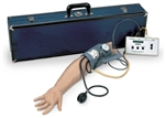 Blood Pressure Simulator | Blood Pressure Arm Simulator | Blood Pressure Training Arm | Deluxe Blood Pressure Simulator | Life/form Deluxe Blood Pressure Simulator | Life/form LF01129U Deluxe Blood Pressure Simulator with Speaker System On Sale