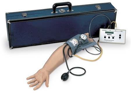 Life/form® Deluxe Blood Pressure Simulator with Speaker System - LF01129U