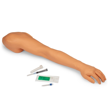 Life/form® Venipuncture and Injection Demonstration Arm - Light Skin - LF01131U