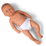 Infant Tracheostomy Manikin | Infant Tracheostomy Simulator | Infant Tracheostomy Care Manikin | Infant Patient Tracheostomy Care Manikin | Infant Patient Education Tracheostomy Care Manikin | Life/form Infant Patient Education Tracheostomy Care Manikin