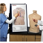 Auscultation Training Station | Complete Auscultation Training Station | Life/form Auscultation Training Station | Complete Life/form Auscultation Training Station | Complete Life/form LF01191U Auscultation Training Station On Sale