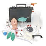 Child Suction Assisted Laryngoscopy and Airway Decontamination Simulator - LF03506