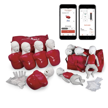 Basic Buddy® Plus/Baby Buddy® Classroom Pack with Heartisense®