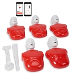 Basic Buddy® Plus with Heartisense® 5-Pack - LF03694A