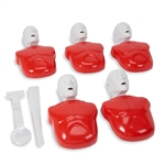 Basic Buddy® CPR Manikin, 5-Pack - LF03694U