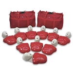 Nasco Life/form Basic Buddy CPR Manikin 10-Pack