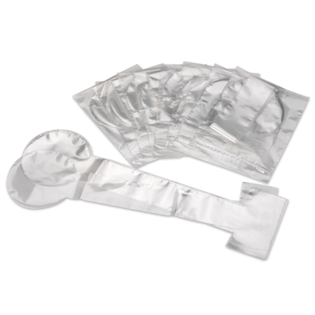 Basic Buddy CPR Manikin Lung/Mouth Protection Bags - Package of 100
