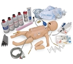 Life/form Deluxe Complete Infant CRiSis Manikin with ECG Simulator | Life/form Deluxe Complete Infant CRiSis Manikin with Interactive ECG Simulators | Buy Life/form Deluxe Complete Infant CRiSis Manikin with Interactive ECG Simulators LF03718U On Sale