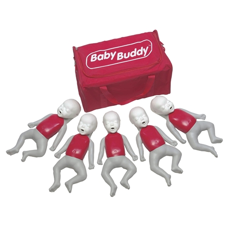 Nasco Life/form Baby Buddy CPR Manikin (5 Pack)