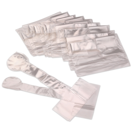 Baby Buddy CPR Manikin Lung/Mouth Protection Bags - Package of 100 - LF03723U