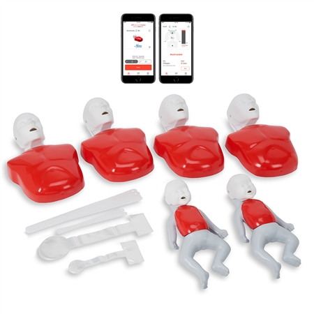 Basic Buddy® Plus Convenience Pack with Heartisense® - LF03732A