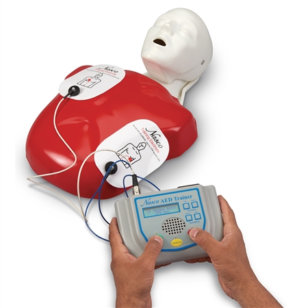 "AED Trainer with Basic Buddyâ""¢ CPR Manikin"