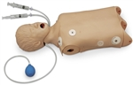 Advanced Child CPR-Airway Management Torso with Defibrillation