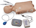 Life/form® Advanced Child Airway Management Torso w/ Defibrillation - LF03764U