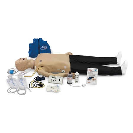 "Complete CRiSisâ""¢ Manikin with Advanced Airway Management - LF03952U"