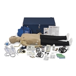 Life/form® Adult CRiSis™ Auscultation Manikin with ECG Simulator - LF03966U