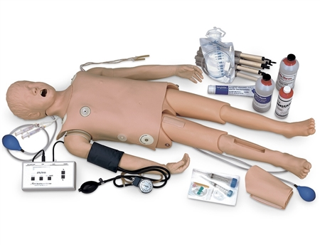Life/form® Complete Child CRiSis™ Manikin with Advanced Airway Management