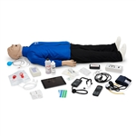 Deluxe Plus CRiSis™ Auscultation Manikin with CPR Metrix and iPad®*