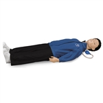 CPARLENE® Full-Size Manikin with CPR Metrix and iPad®* - Light - LF03993U