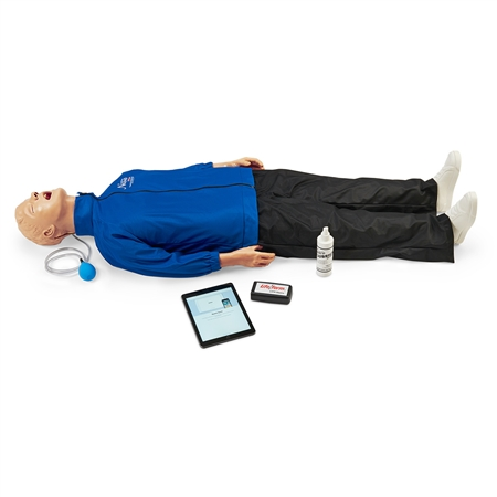 Life/form® Airway Larry with CPR Metrix and iPad®* - LF03996U