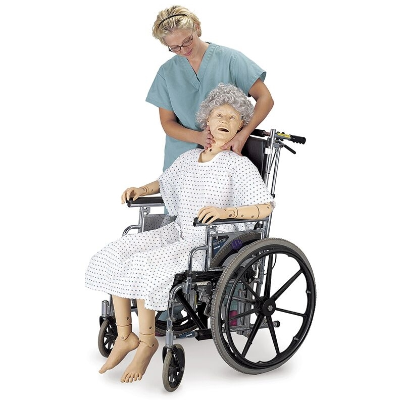 2f035e3bdb Complete GERi™ Nursing Skills Manikin, Light