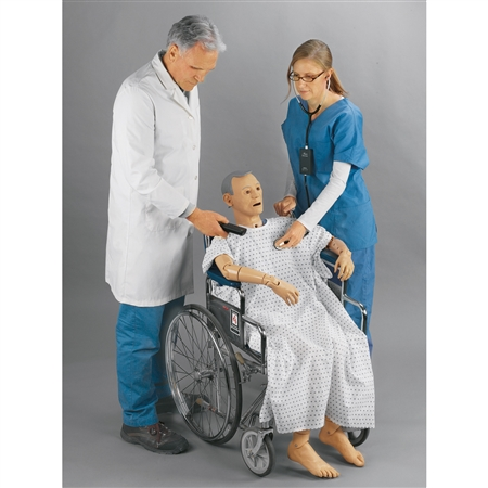 "Advanced Auscultation GERiâ""¢ Manikin, Light - LF04005U"