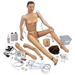 Life/form Advanced KERi Manikin  | Life-form Advanced KERi  Nursing Skills Manikin LF04022U