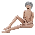 "Basic GERiâ""¢ Manikin, Light Skin - LF04040U"